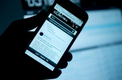 DJ Tech Tools mobile vBulletin skin.